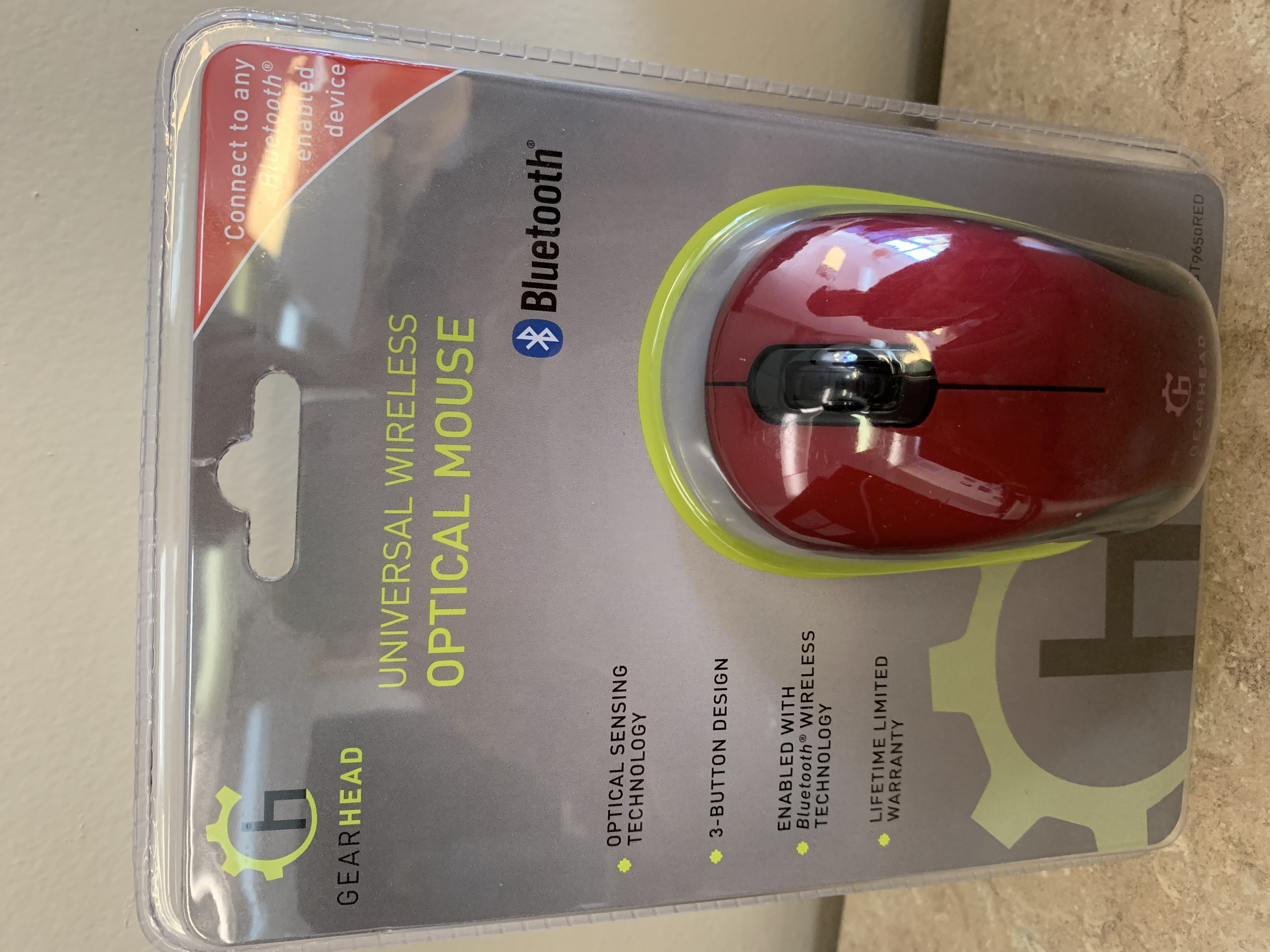 Gearhead-BT-Universal-Optical-Mouse